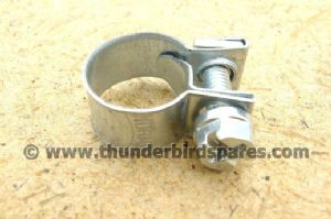 "Hose Clip, fits 5/8"" OD Fuel/Oil Pipe"